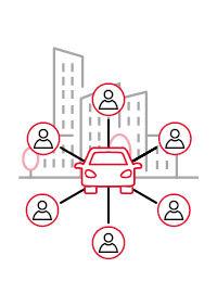 """Gratis White Paper """"Digitalisierung & Mobilität"""": So nutzt Deutschland Carsharing Angebote."""
