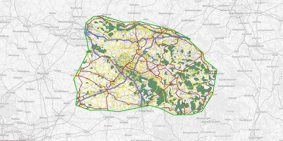 Validate: National Transportation Model & Traffic Data Provider