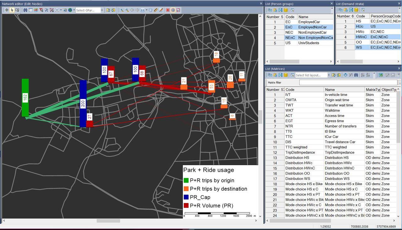 PTV-Visum_Transportation-Planning_Evaluate-Park-and-Ride-Potential