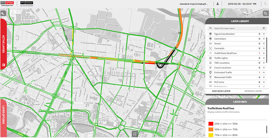 Real-Time Sds & Traffic Data   PTV Group on weather maps, google maps, dynamic maps, information maps, street view maps, driving directions maps,