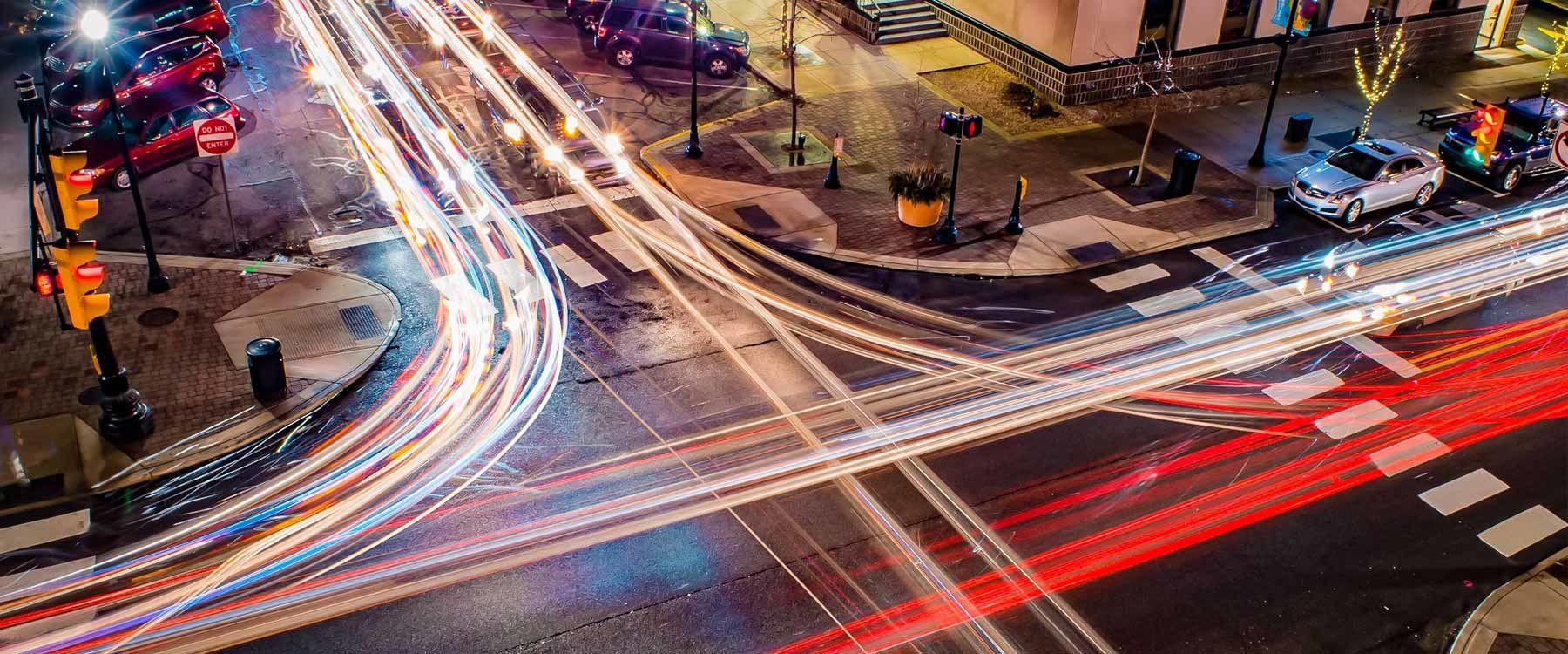 Traffic Flow Simulation with PTV Vissim | PTV Group